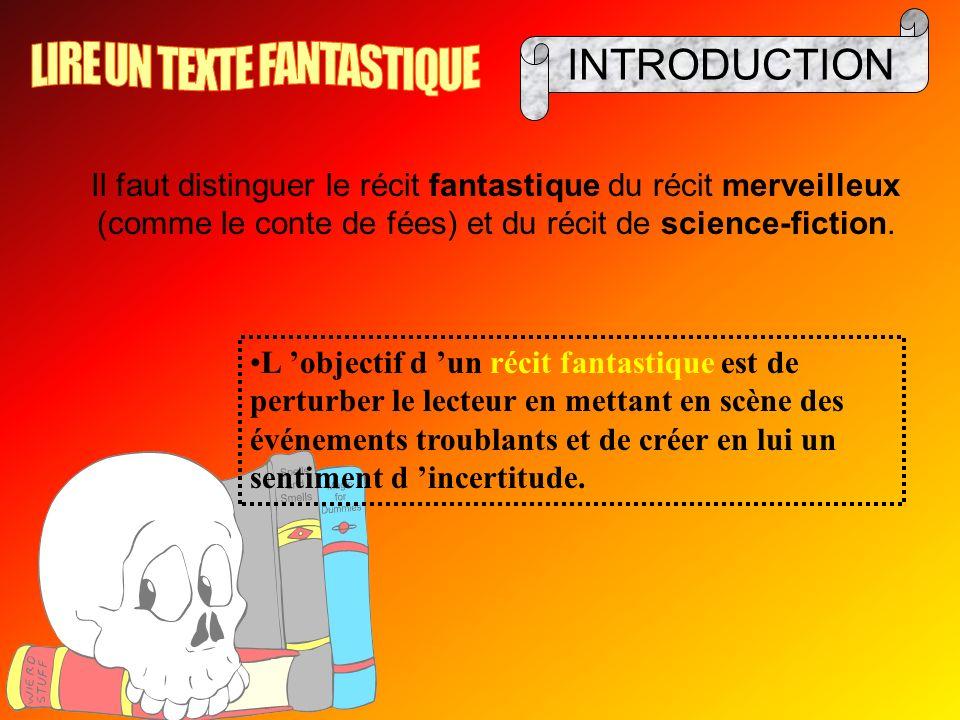 INTRODUCTION Attention aux genres voisins!.