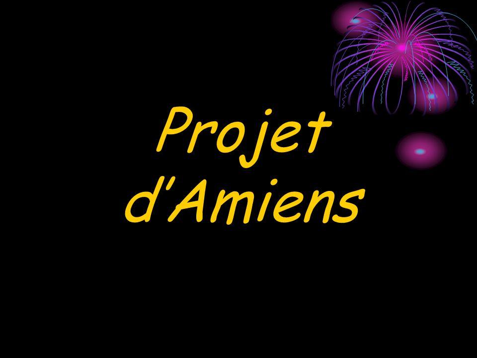 Projet dAmiens
