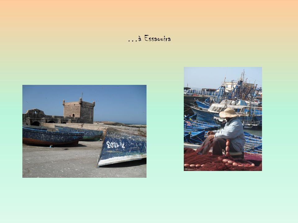 …à Essaouira