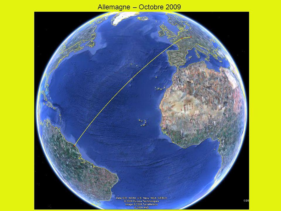 Allemagne – Octobre 2009
