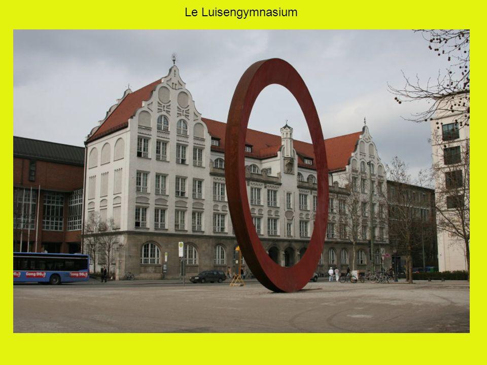 Le Luisengymnasium
