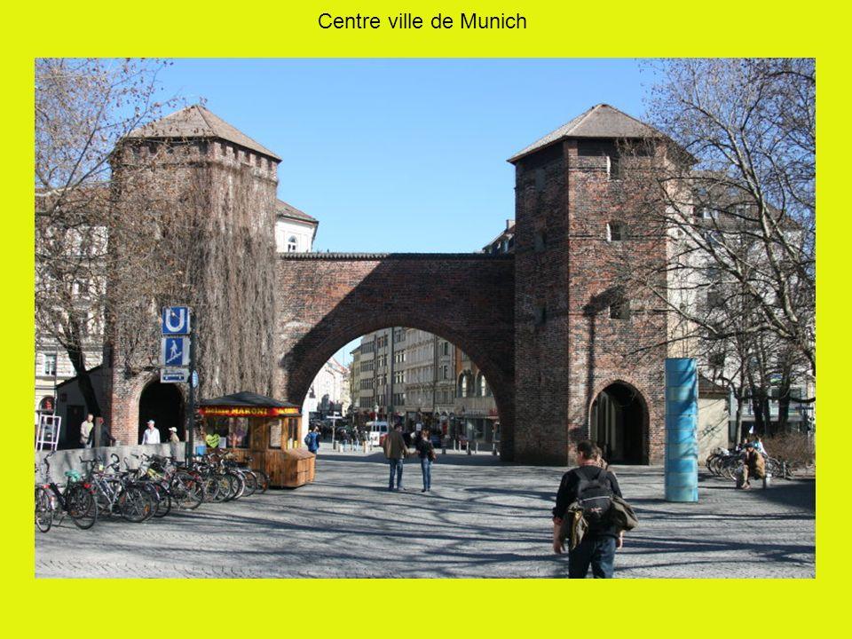 Centre ville de Munich