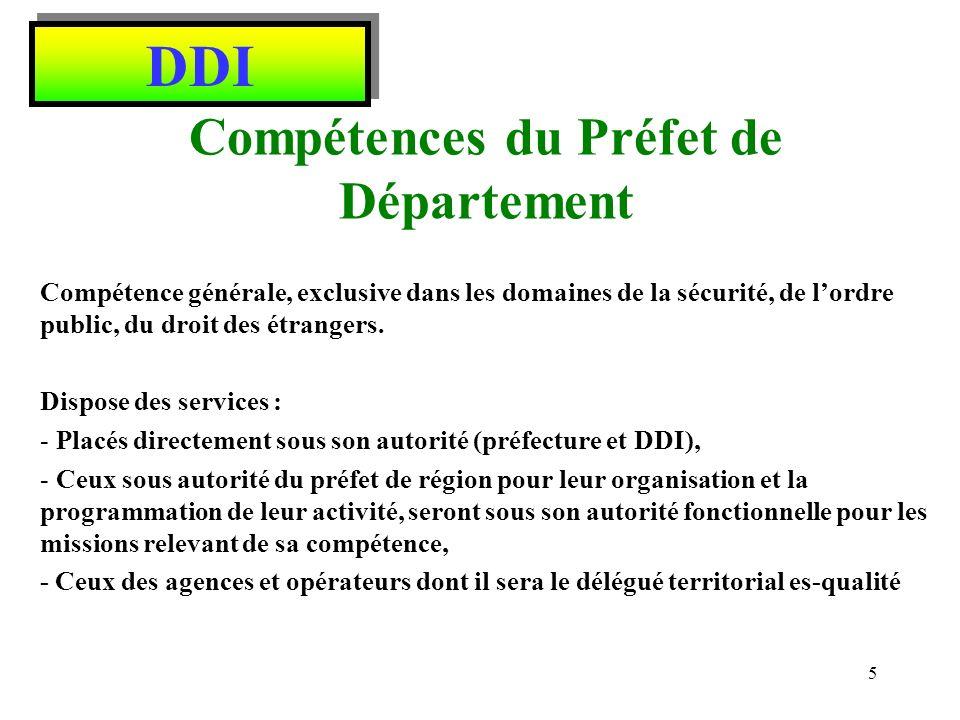 DDI Gestion des personnels Agents continuent de relever de leur statut et du budget de leur ministère dorigine – MEDDTL, MAAPRAT, MEIE, MSJS etc.