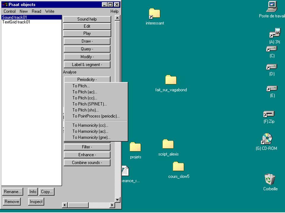 Cédric Gendrot - TAL SLOW 5 - 2003-2004 - ILPGA Sélectionnez le son en cliquant dessus cliquez sur