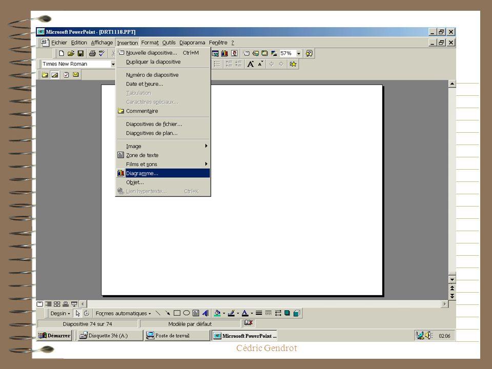Mais... Excel reste inimitable, vous pouvez prendre un graphique dun fichier Excel par simple copier-coller Mais il est toujours possible de créer des