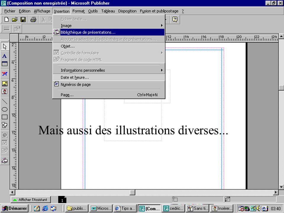 ED268 Savoir-Faire Ecole Doctorale, Cédric Gendrot Mais aussi des illustrations diverses...