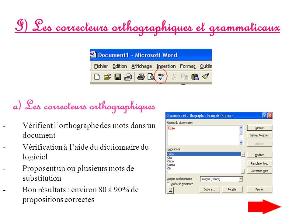 Un correcteur Orthographique et Grammatical : CORDIAL Par Aline Mahot et Charlyne Routier