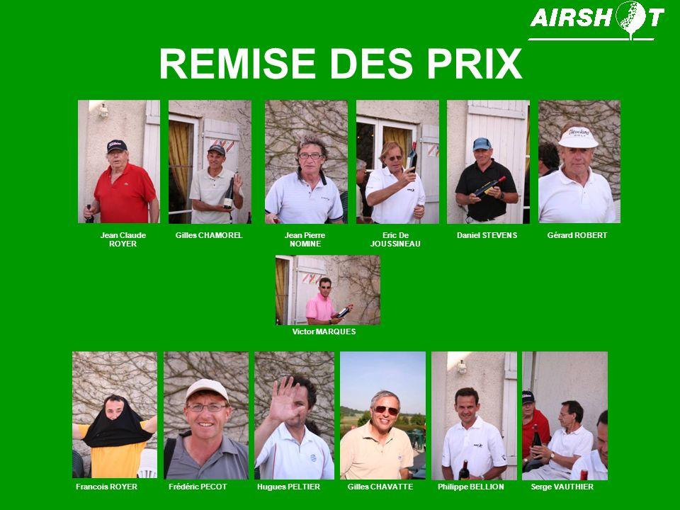 Encore plus de photos … Alors, cliquer sur le logo Prochaine compétition : Le samedi 23 juin au golf de Chantilly (sponsorisée par PLATINUM)