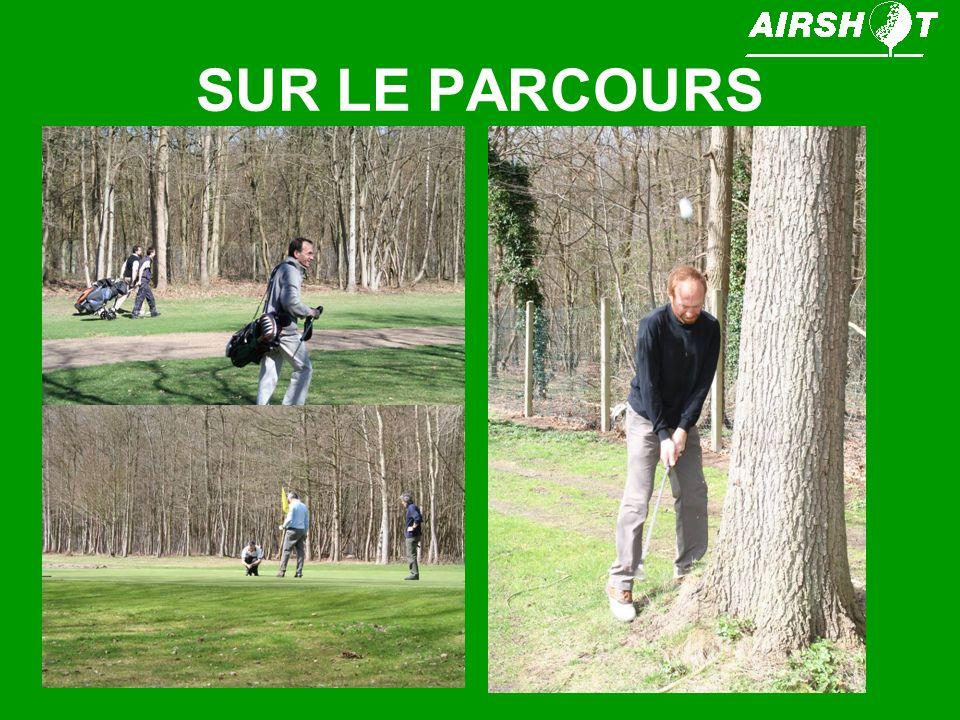 SUR LE PARCOURS