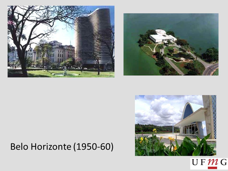 Belo Horizonte (1950-60)
