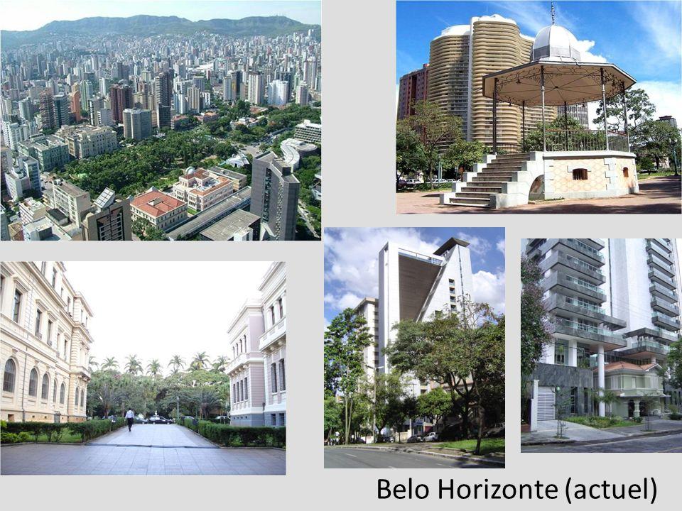 Belo Horizonte (actuel)