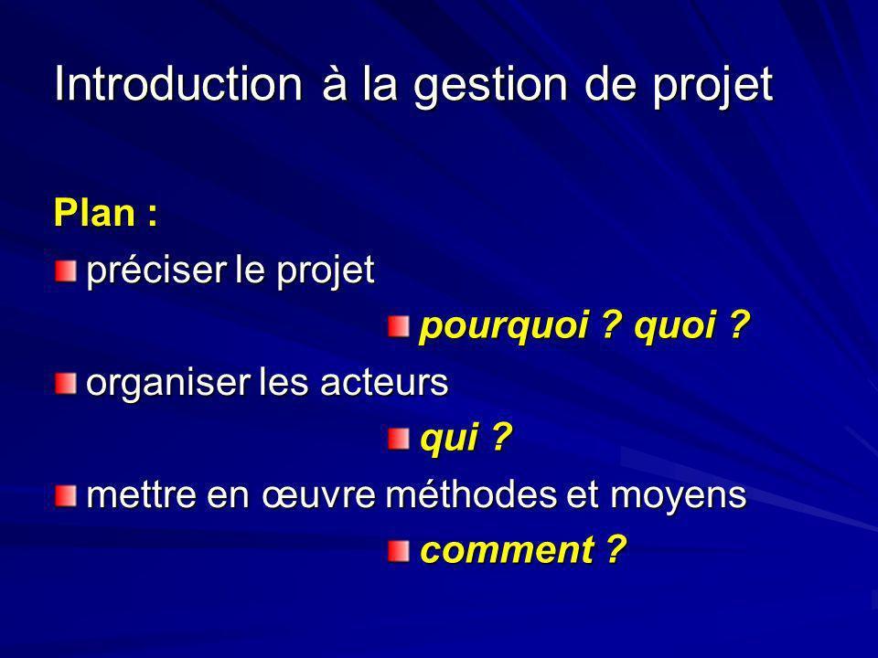 Retrouvez cette présentation sur : http://www.enpc.fr/fr/formations/depts/1annee/ projets1A/Cours_GestProjet_0910.ppt