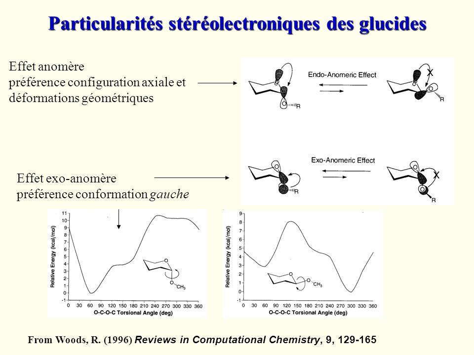 GlcNAc(1-2)Man La liaison glycosidique