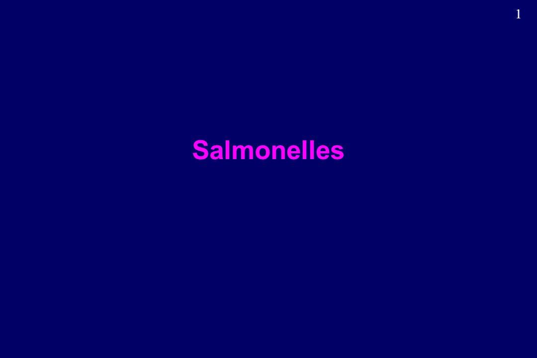 1 Salmonelles