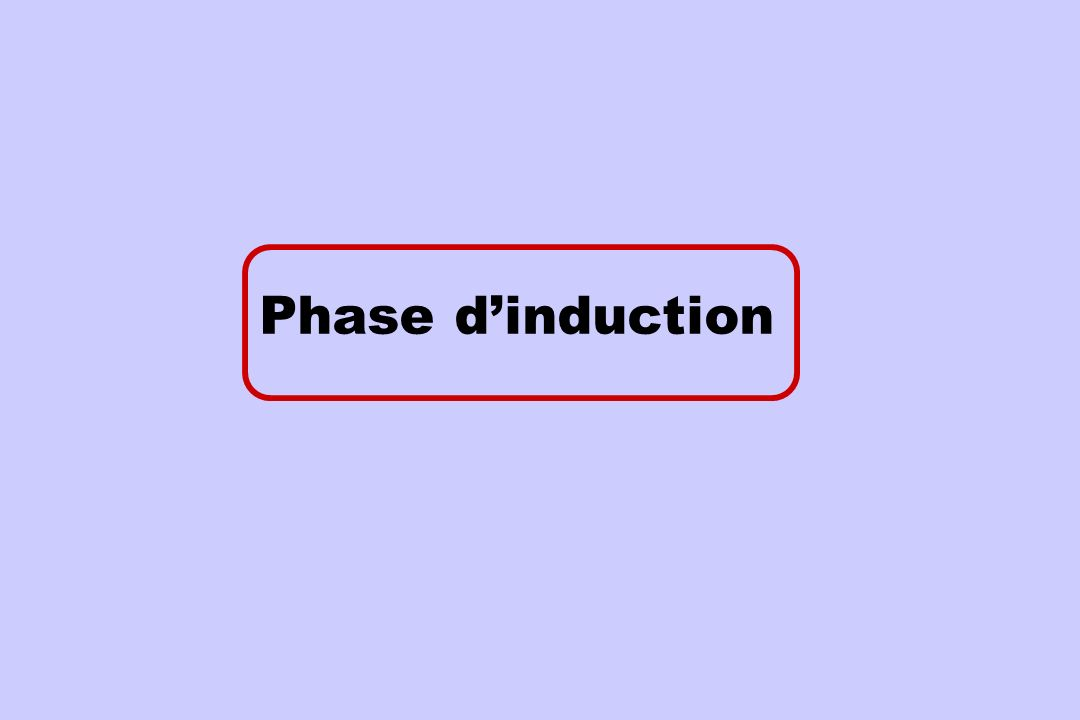 Phase dinduction