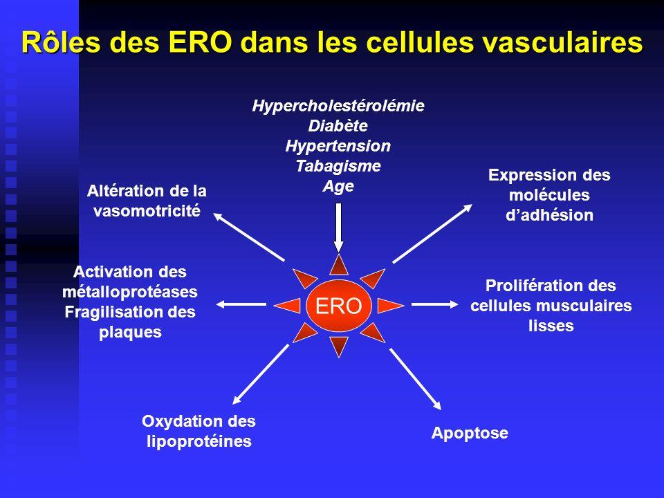 HDL facilement oxydées in vitro HDL facilement oxydées in vitro par divers procédés (ions des métaux de transition, lipoxygénases, radical hydroxyle, myéloperoxydase, radical tyrosyle).