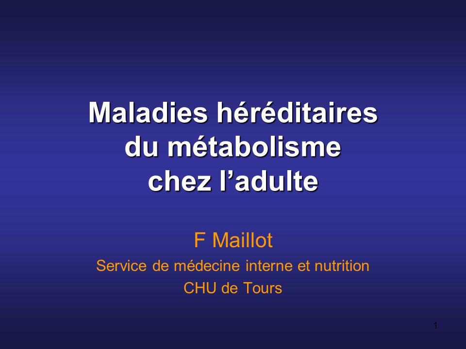 51 UCD adultes : série française 12 patients (9 F et 3 H), âgés de 20 à 58 ans lors du diagnostic DéficitOTCCPSASL n9 21 forme aiguë7 20 forme chronique2 01
