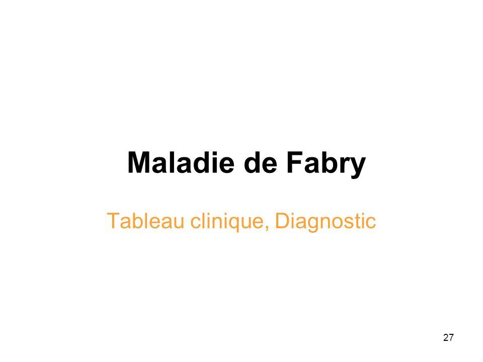 26 Diagnostic des IEM en France 1997/98