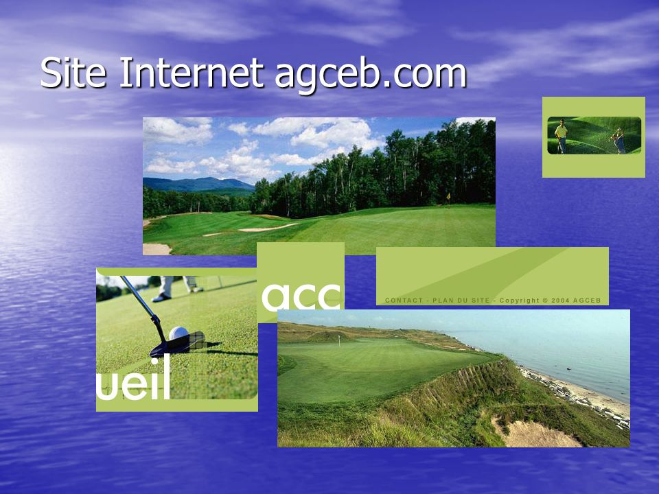 Site Internet agceb.com