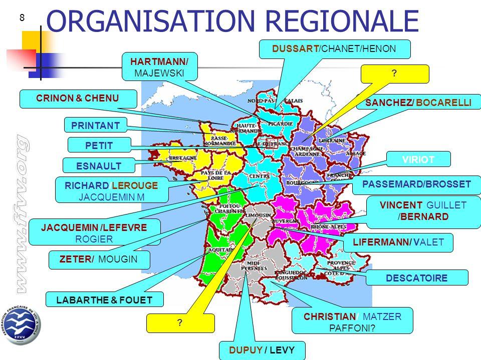 8 ORGANISATION REGIONALE CRINON & CHENU PRINTANT PETIT ESNAULT RICHARD/LEROUGE JACQUEMIN M JACQUEMIN /LEFEVRE ROGIER ZETER/ MOUGIN LABARTHE & FOUET ?