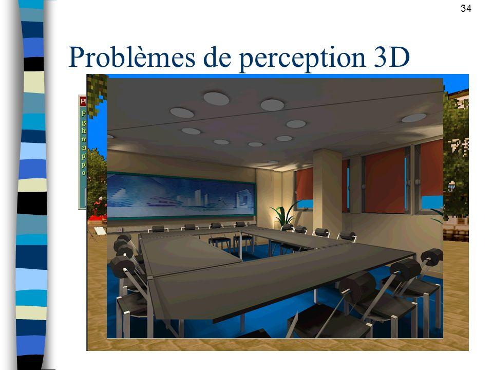 34 Problèmes de perception 3D Pirates: Quest for the seas