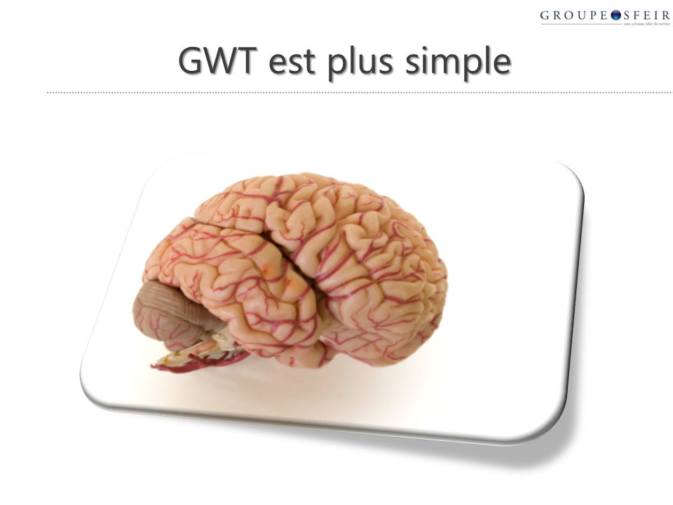 GWT est plus simple