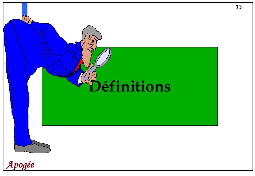 Apogée12 SEMINAIRE REGLES DE CALCUL PRE-REQUIS: Règles de gestion Il faut donc définir les différentes configurations possibles (les plus fréquentes)