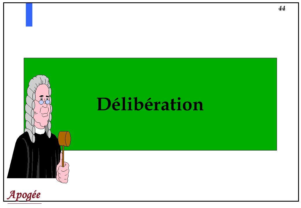 Apogée43 SEMINAIRE RESULATS CALCUL= Agrégation des notes et résultats Dans le cas où on lance le calcul pour un étudiant (calcul individuel), le calcu