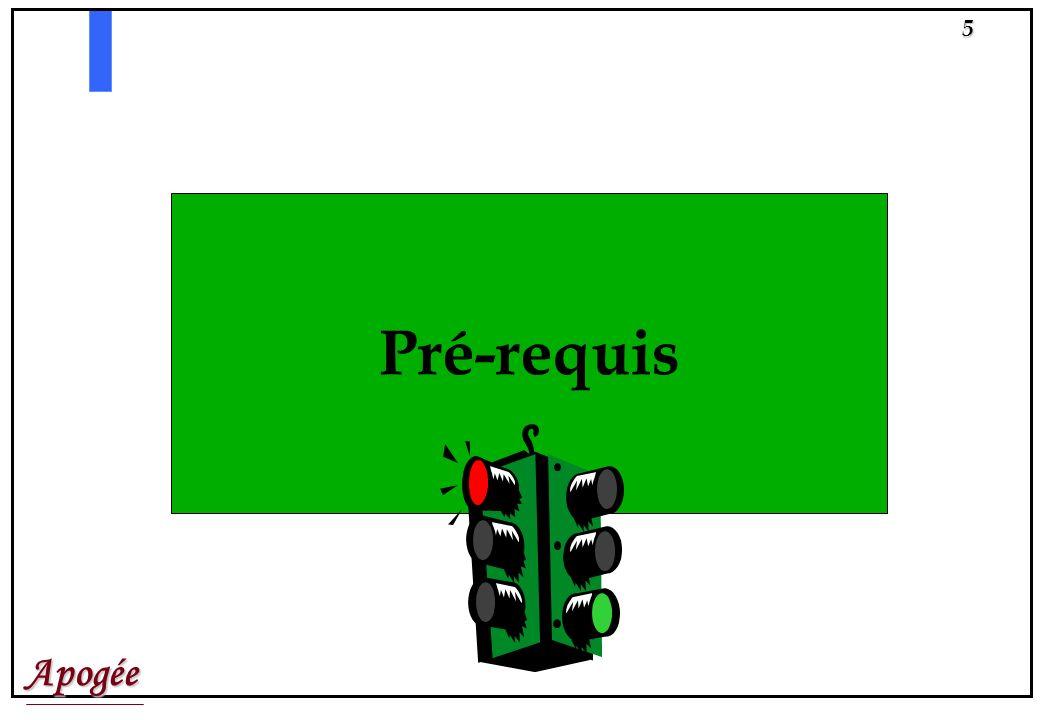 Apogée15 SEMINAIRE REGLES DE CALCUL DEFINITIONS Chaque règle (pour un élément, une VET ou une VDI) a un numéro.
