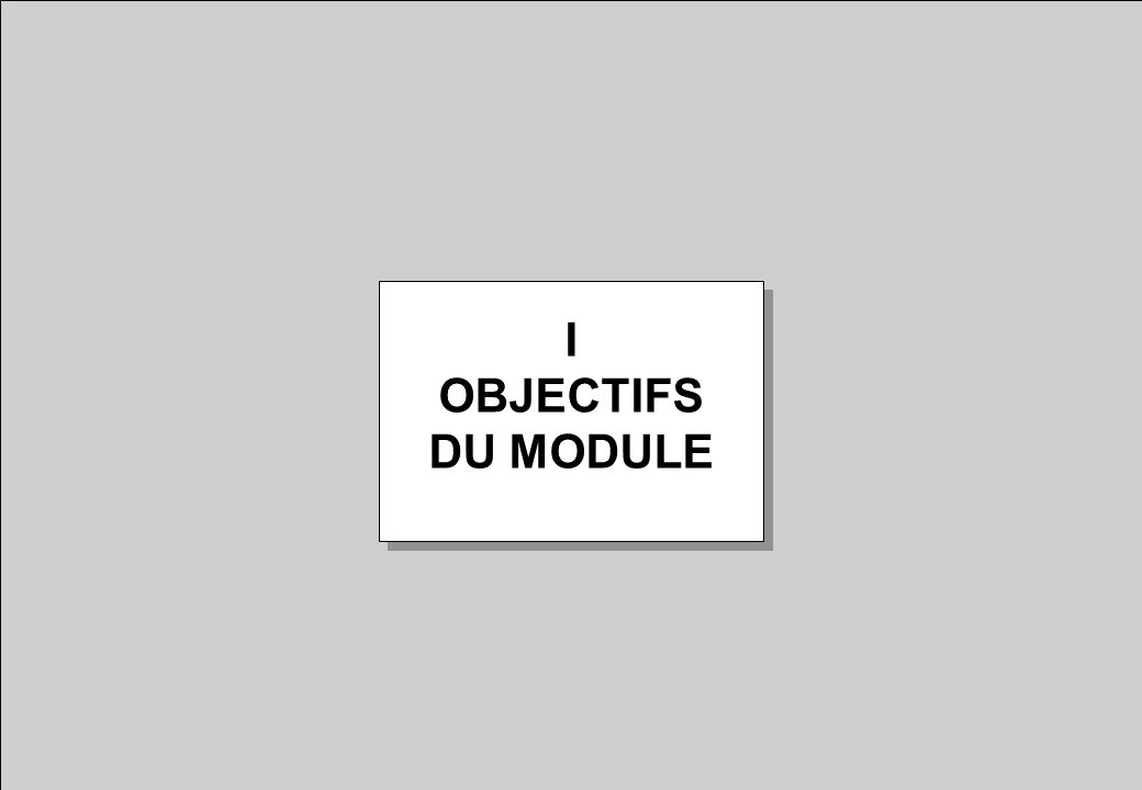 Les objectifs 4Connaître les différents modes d obtention des notes et résultats.