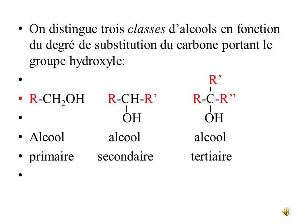 Phénol: OH CH 3 Énol: H 3 C C CH CH 2 CH 3 HO