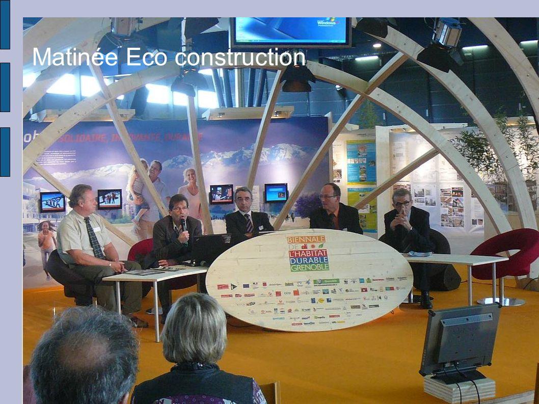 Matinée Eco construction