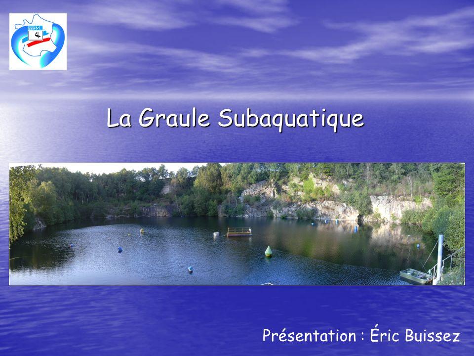 La Graule Subaquatique ÉVOLUTION et FREQUENTATION