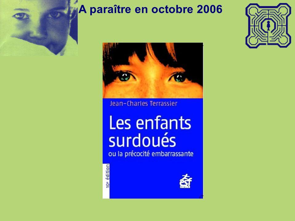 A paraître en septembre 2006 Sous la direction dAndré GIORDAN et Monique BINDA