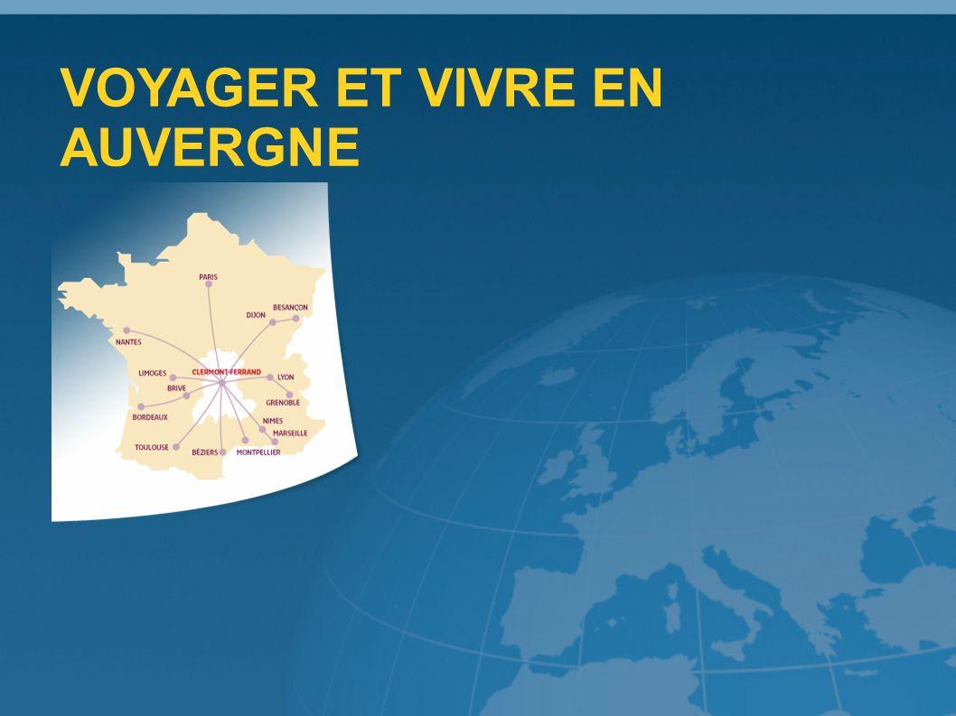 Pour arriver en Auvergne, la route n est pas sans difficultés.