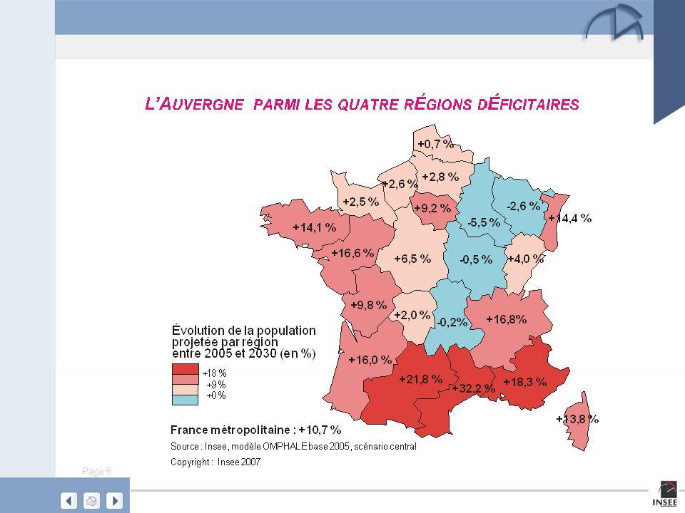 Page 7 Allier et Cantal orientés à la baisse