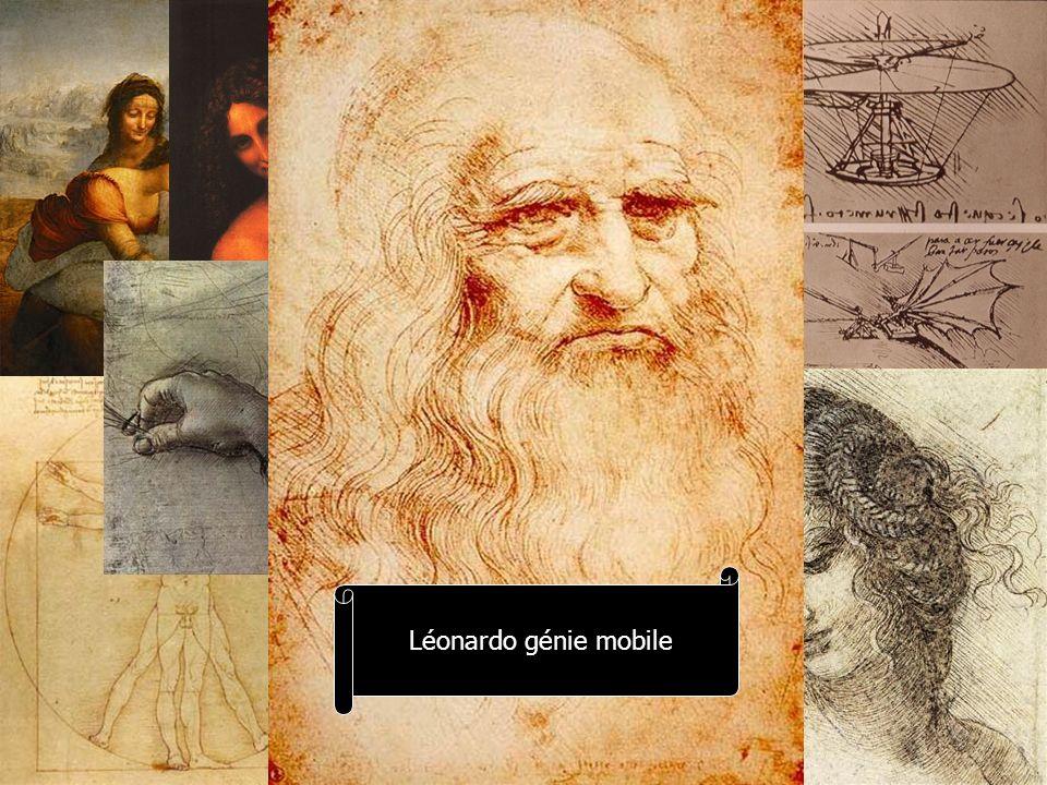 Celui qui a fait… Léonardo génie mobile