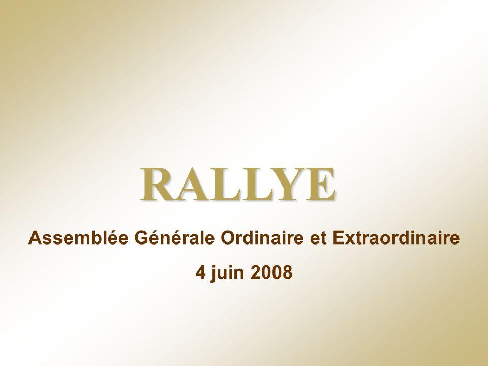 RALLYE – 4 juin 2008 - 53 Chez Casino : La promotion de relations sociales de qualité : Mobilisation en faveur des personnes handicapées avec la signa