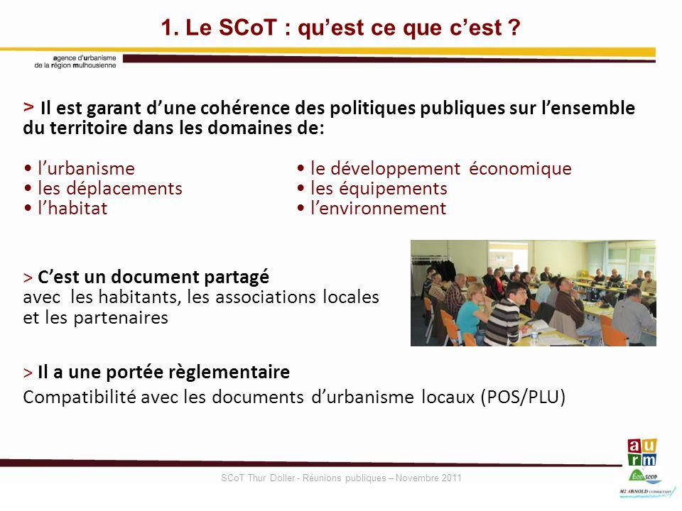 > Il est garant dune cohérence des politiques publiques sur lensemble du territoire dans les domaines de: lurbanisme le développement économique les d