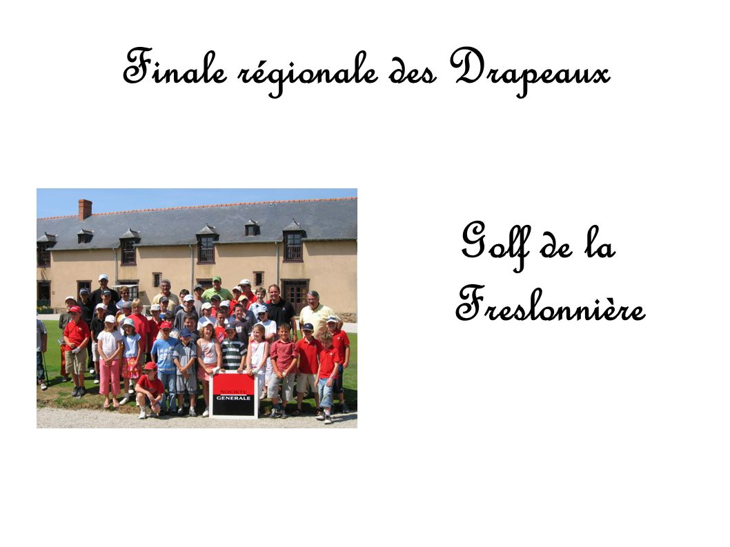 Pro am Juniors Golf de St Cast - Pen guen