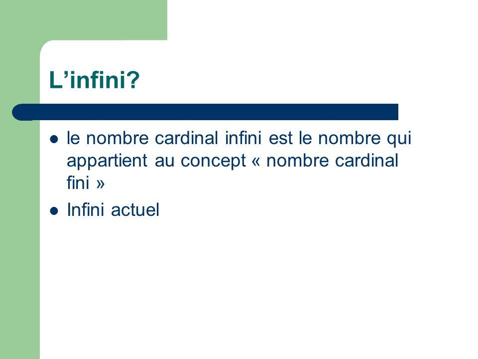 Linfini.
