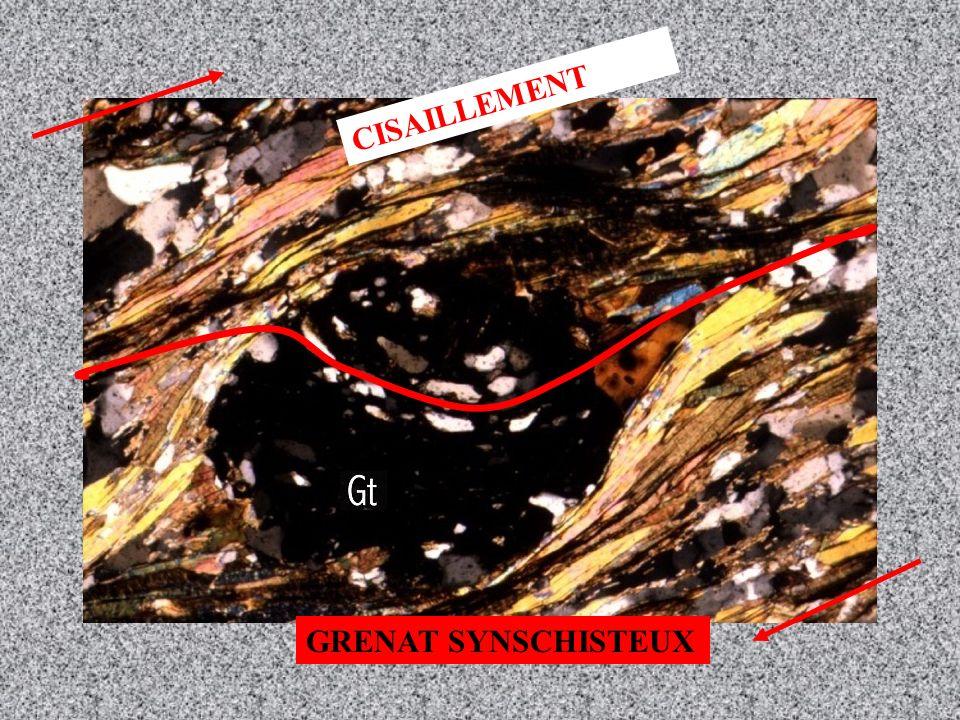 GRENAT SYNSCHISTEUX