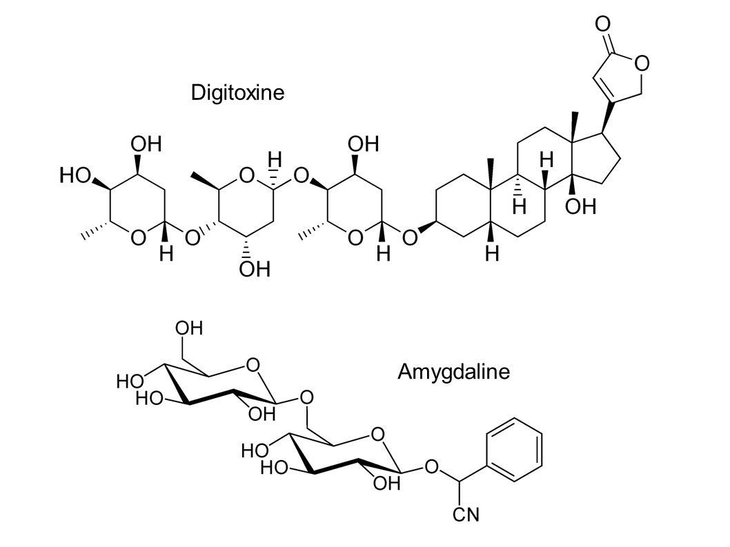 Digitoxine Amygdaline