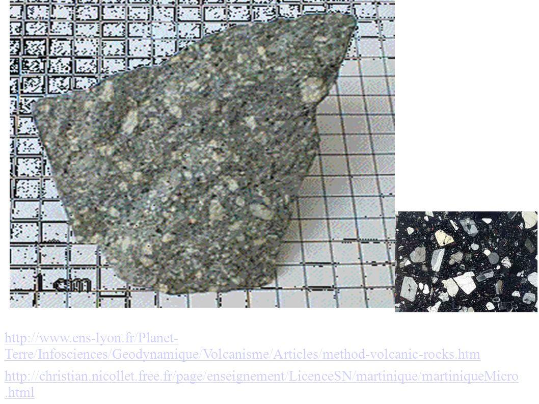 http://www.ens-lyon.fr/Planet- Terre/Infosciences/Geodynamique/Volcanisme/Articles/method-volcanic-rocks.htm http://christian.nicollet.free.fr/page/en