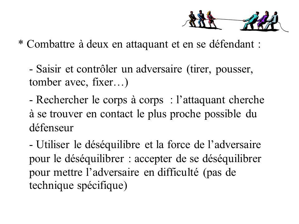 Jeux de lutte et dopposition Quelles situations mettre en place au cycle 3 .