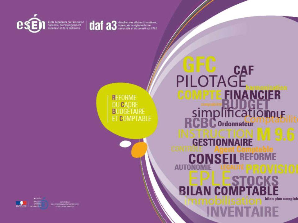 Formation RCBC DAF/Esen - octobre 2011 Concevoir ensemble le nouveau budget Répartir le budget initial en cours entre les services généraux et spéciaux de la nouvelle structure budgétaire = maîtrise de la nouvelle structure avec un budget connu.