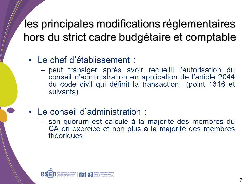 LEtat prévisionnel de la commande publique (EPCP) est supprimé dans son rôle dautorisation donnée à lordonnateur de signer les contrats et conventions.