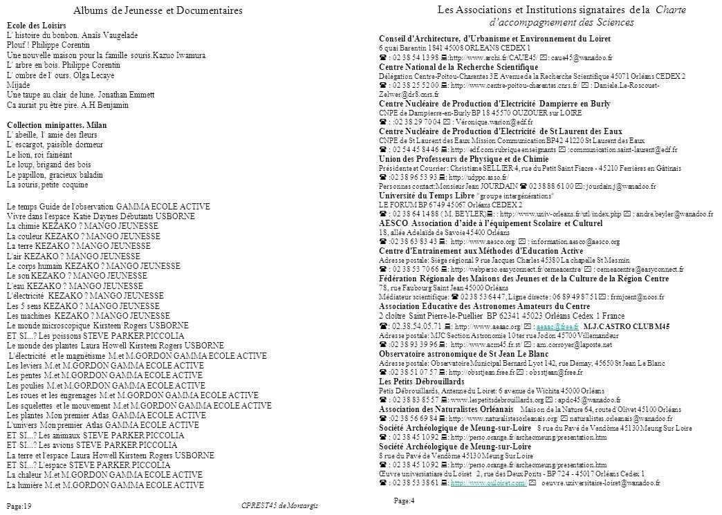 Le temps Guide de l'observation GAMMA ECOLE ACTIVE Vivre dans l'espace Katie Daynes Débutants USBORNE La chimie KEZAKO ? MANGO JEUNESSE La couleur KEZ