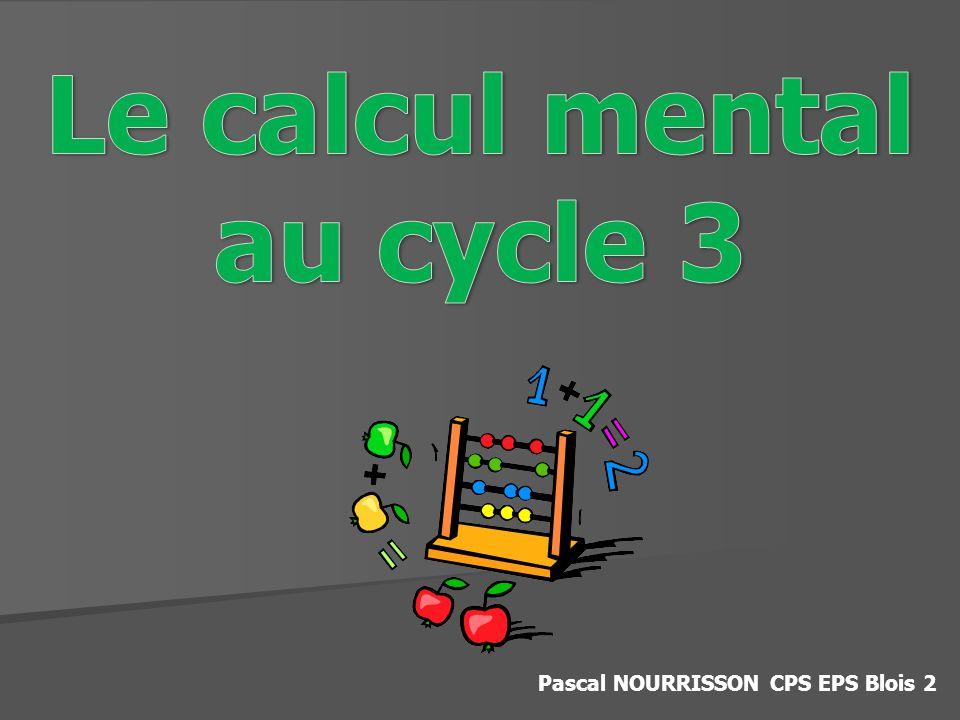 Les programmes de 2008 : les progressions Au CE2 : Mémoriser et mobiliser les résultats des tables daddition et de multiplication.