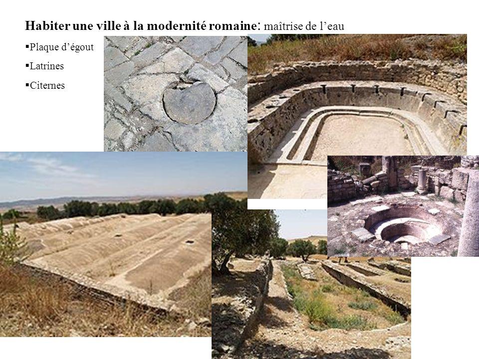 Et au confort romain: les Thermes des Cyclopes Les Thermes liciniens (avec vue sur le Capitole)